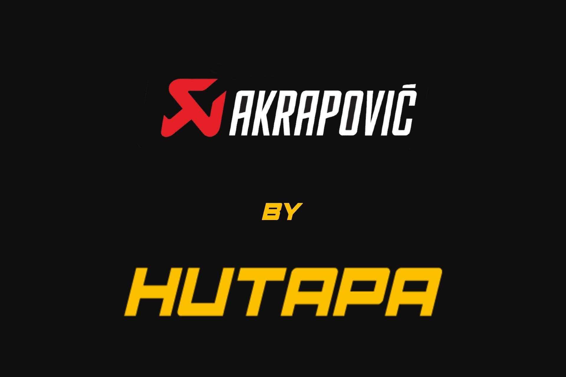 Akrapovic - Autogarage Hutapa