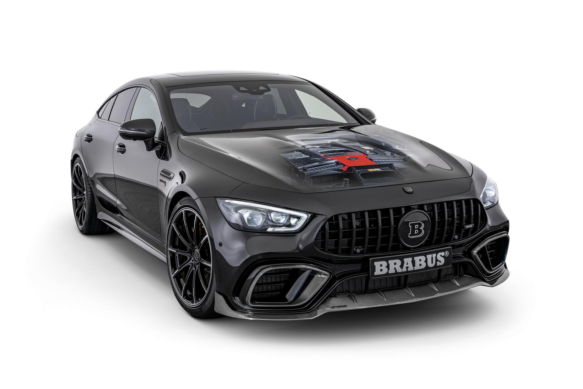 Brabus GT - Autogarage Hutapa