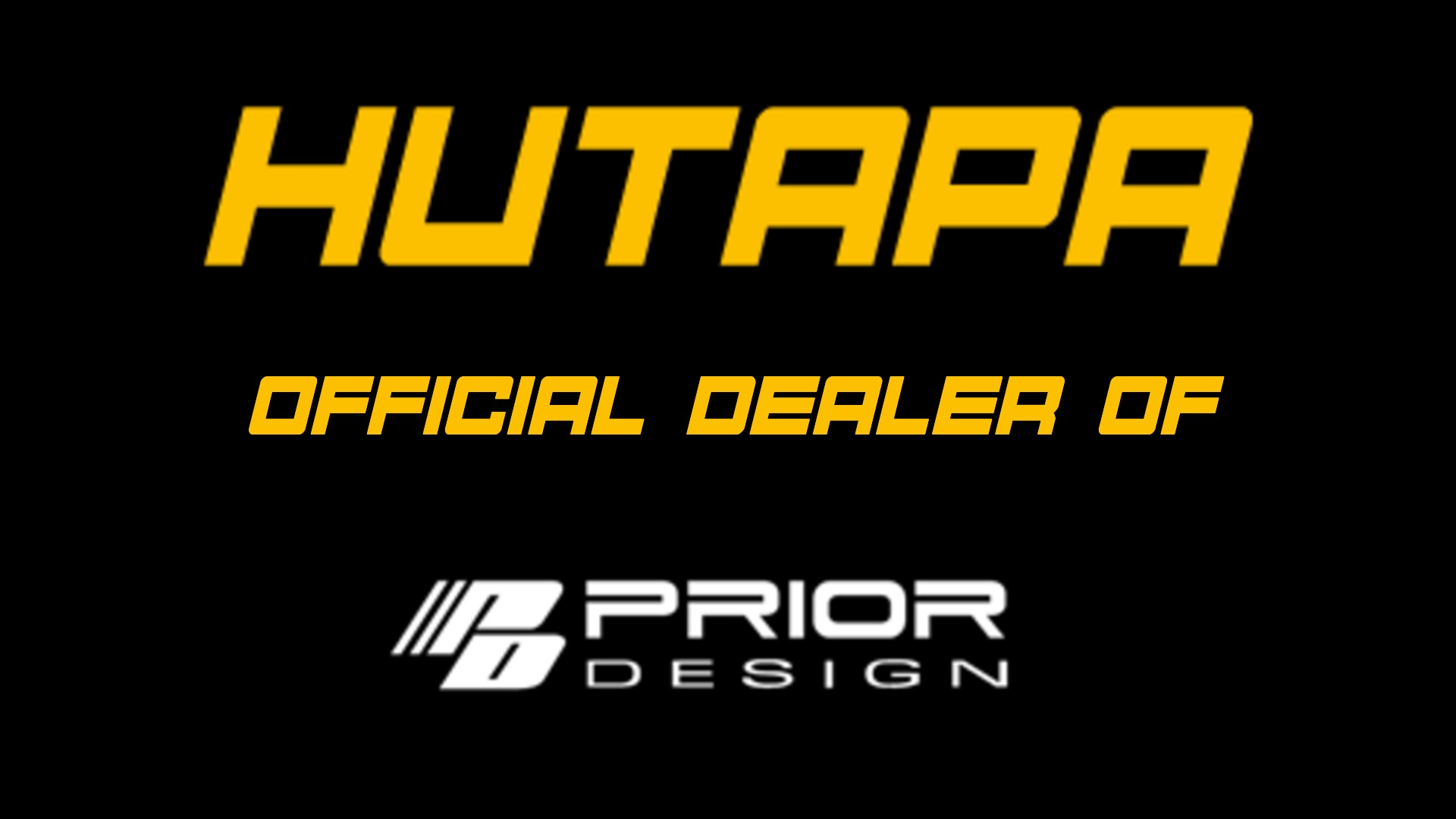 Hutapa official dealer of Prior - Autogarage Hutapa